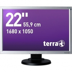 TERRA LED 2230W PV silber/schw DVI GREENLINE PLUS (3031197)