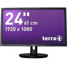 TERRA LED 2435W HA schwarz DP+HDMI GREENLINE PLUS (3031215)
