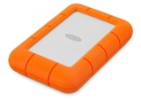 LaCie Rugged Mini 1TB, 2.5, orange